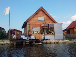 Fertigteilhaus, Seehaus Wettmannstätten