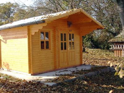Gartenhaus Noemi