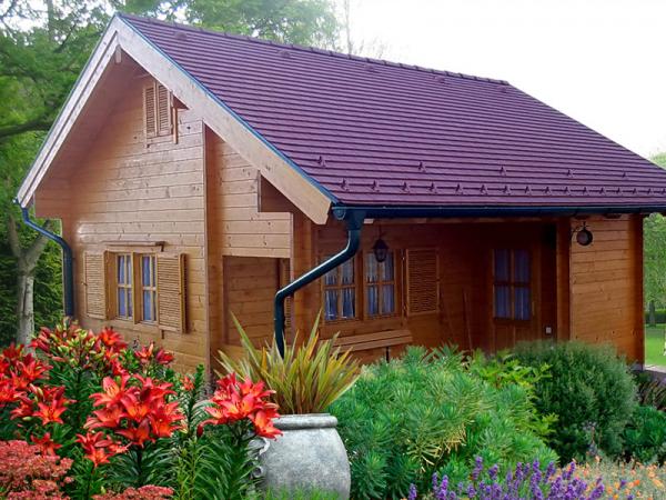 Helga hétvégi ház