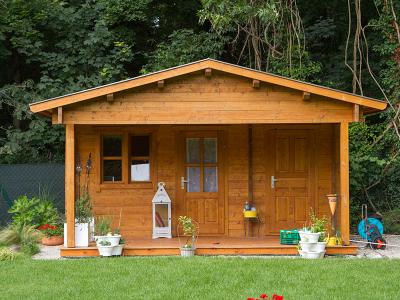 Stefán kerti ház