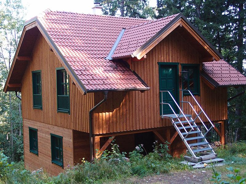 Könnyűszerkezetű házak