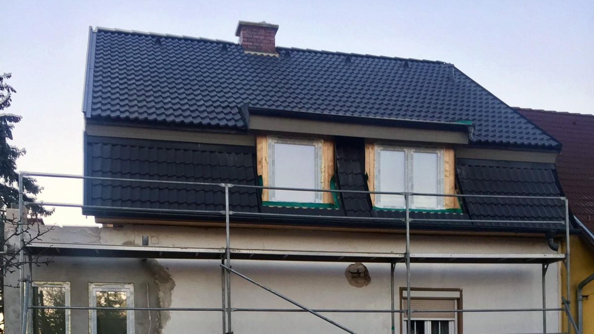 Dachdecken